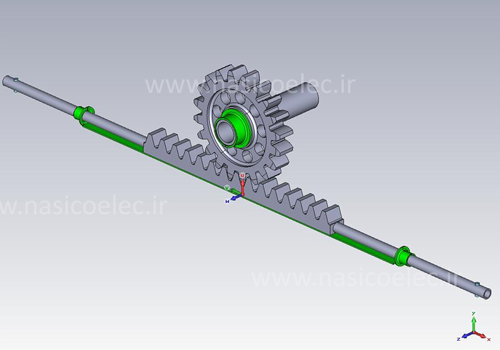 rack pinion steering