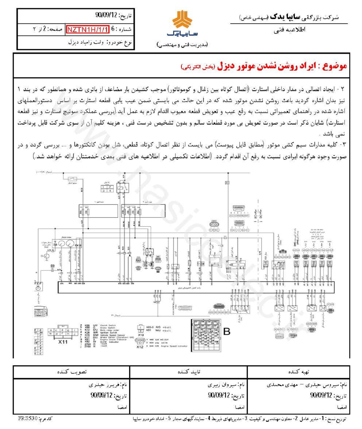 Zamyad Engine Electric Page 2